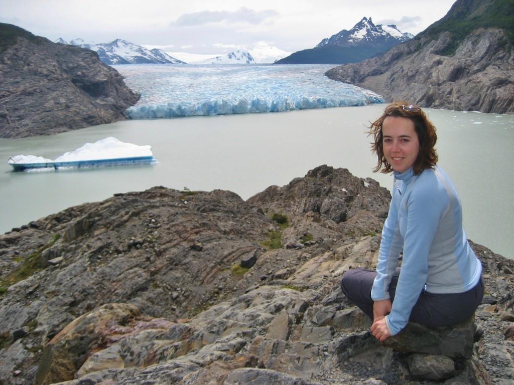 In Torres del Paine vind je ook fantastische gletsjers