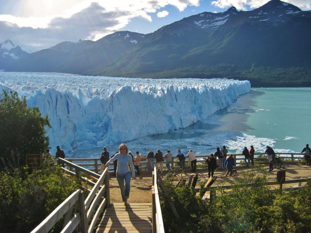 Maar de mooiste gletsjers treft je in Nationaal Park Los Glaciares