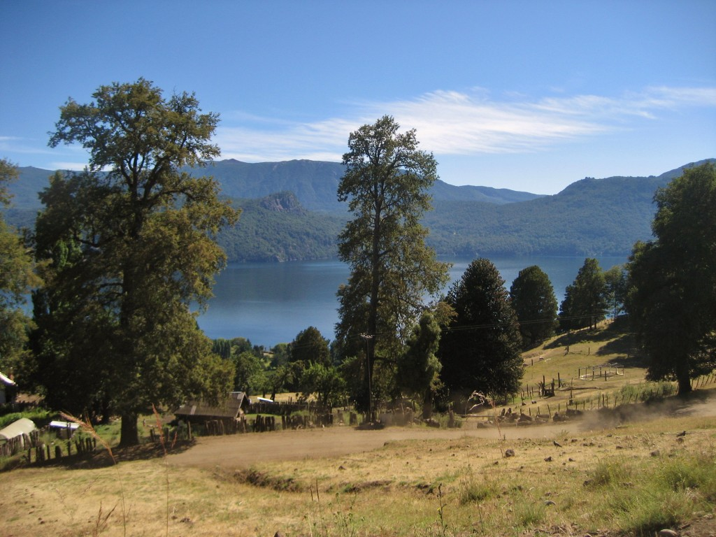 Nationaal park Lanin